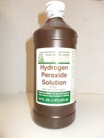 Medicinal Hydrogen Peroxide